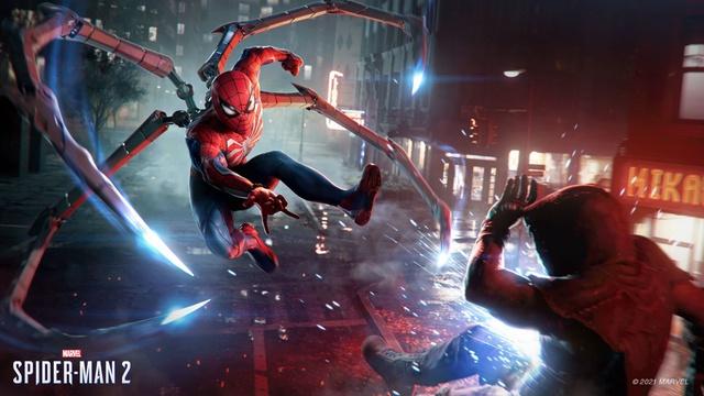 Venom – kẻ phản diện chính thức xuất hiện trong game bom tấn Marvels Spider-Man 2 - Ảnh 2.