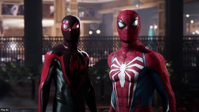 Venom – kẻ phản diện chính thức xuất hiện trong game bom tấn Marvels Spider-Man 2 - Ảnh 3.