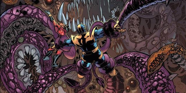 Sẽ ra sao nếu Thanos trở thành Captain America, kết hợp với Darkseid hay trở thành một vị vua già? - Ảnh 2.