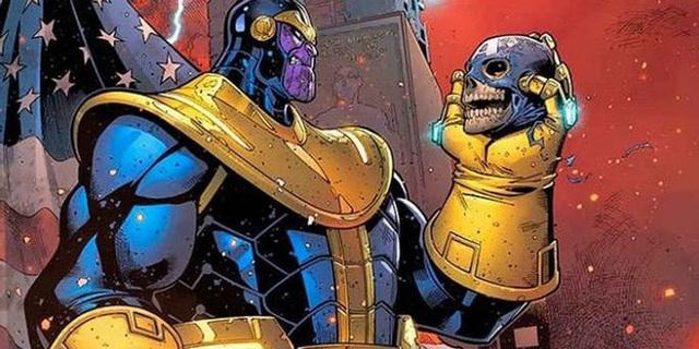 Sẽ ra sao nếu Thanos trở thành Captain America, kết hợp với Darkseid hay trở thành một vị vua già? - Ảnh 3.