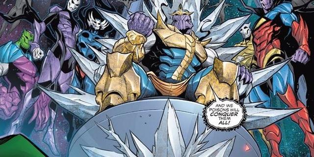 Sẽ ra sao nếu Thanos trở thành Captain America, kết hợp với Darkseid hay trở thành một vị vua già? - Ảnh 5.