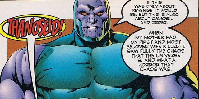 Sẽ ra sao nếu Thanos trở thành Captain America, kết hợp với Darkseid hay trở thành một vị vua già? - Ảnh 8.