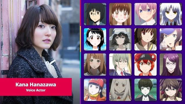 Điểm mặt 5 nữ hoàng seiyuu nổi tiếng xinh đẹp và tài năng được fan anime vô cùng yêu thích - Ảnh 5.