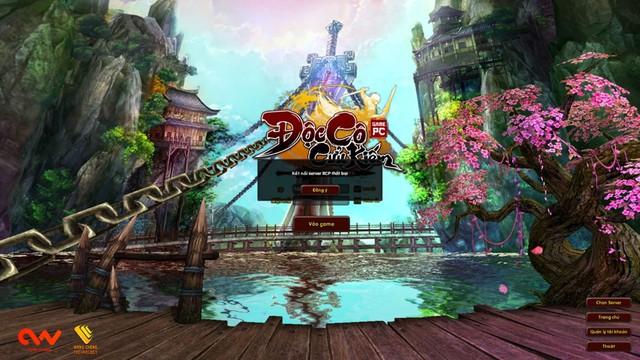 Game online đình đám Độc Cô Cầu Bại 2012 chính thức quay trở lại Việt Nam - Ảnh 1.