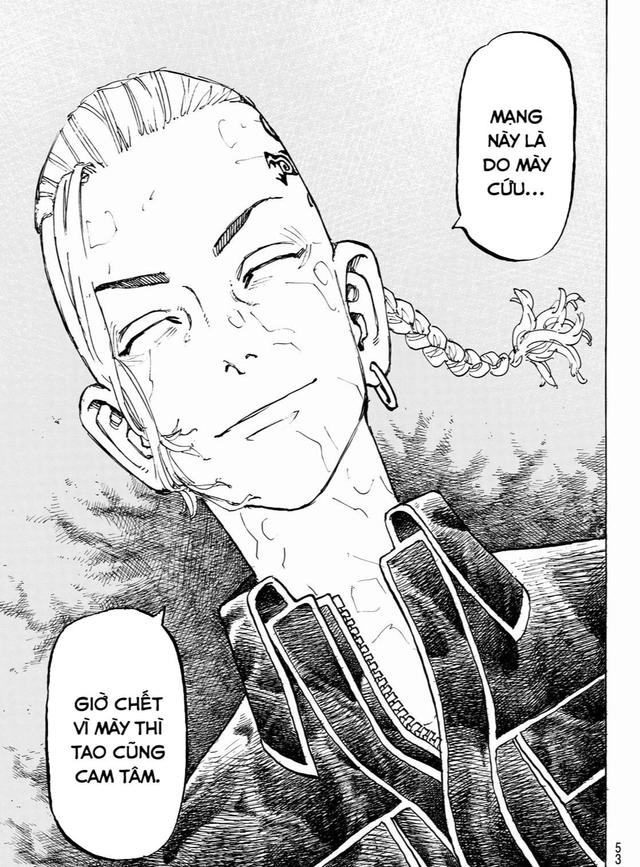 Spoil Tokyo Revengers chap 222: Draken nói lời trăn trối, giao phó Mikey cho Takemichi - Ảnh 2.