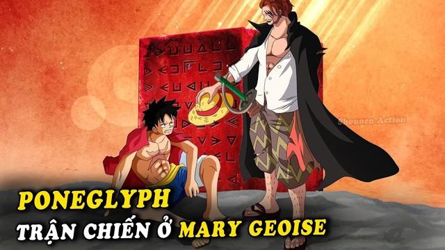 Top 4 hải tặc trong One Piece có thể đang nắm giữ khối Road Poneglyph cuối cùng, chú Shanks phải chăng là trùm cuối? - Ảnh 4.