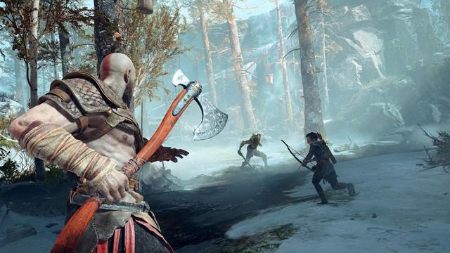 God of War sắp đổ bộ lên PC? - Ảnh 2.