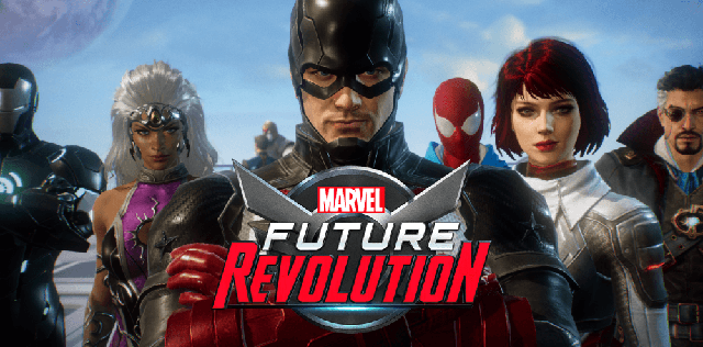 Trên tay bom tấn Marvel Future Revolution Mobile xuất hiện trong lễ ra mắt iPhone 13 Photo-1-16317240940761886828361