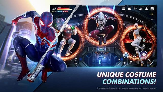 Trên tay bom tấn Marvel Future Revolution Mobile xuất hiện trong lễ ra mắt iPhone 13 Photo-1-16317241026441185366962