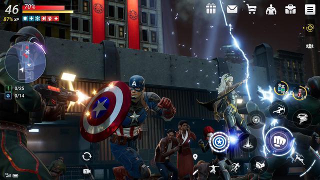 Trên tay bom tấn Marvel Future Revolution Mobile xuất hiện trong lễ ra mắt iPhone 13 Photo-1-1631724169317240809463