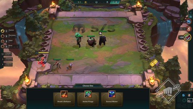 Đấu Trường Chân Lý mùa 6: Chủ đề công nghệ và cyborg, Level 10, tính năng thấy trước đối thủ trong từng round - Ảnh 3.