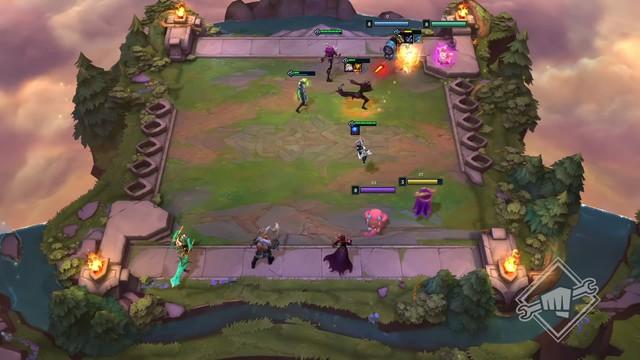 Đấu Trường Chân Lý mùa 6: Chủ đề công nghệ và cyborg, Level 10, tính năng thấy trước đối thủ trong từng round - Ảnh 4.