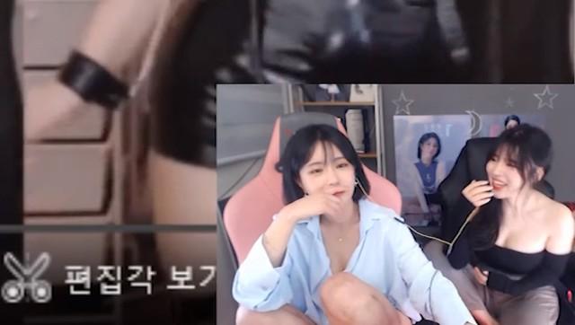 Dạy bạn cách câu view, nữ streamer khiến khán giả phát sốt khi trực tiếp vạch áo khoe vòng 1 trên sóng - Ảnh 5.