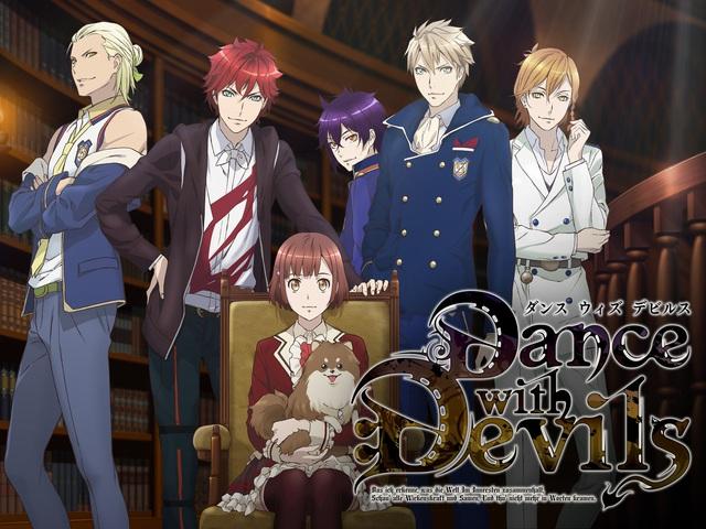 5 anime được chuyển thể từ Otome game cực kỳ đáng xem Anh-3-16317752207452143105106