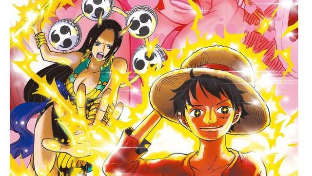 One Piece: Chuyện gì sẽ xảy ra khi Boa Hancock sở hữu trái Goro Goro no Mi của Enel, thánh Oda đã đưa ra câu trả lời chính xác - Ảnh 5.