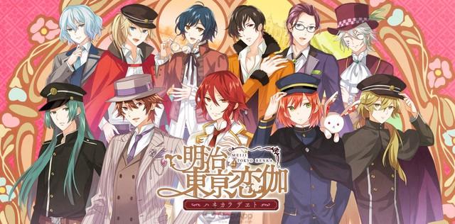 5 anime được chuyển thể từ Otome game cực kỳ đáng xem Anh-5-16317752207561339790665