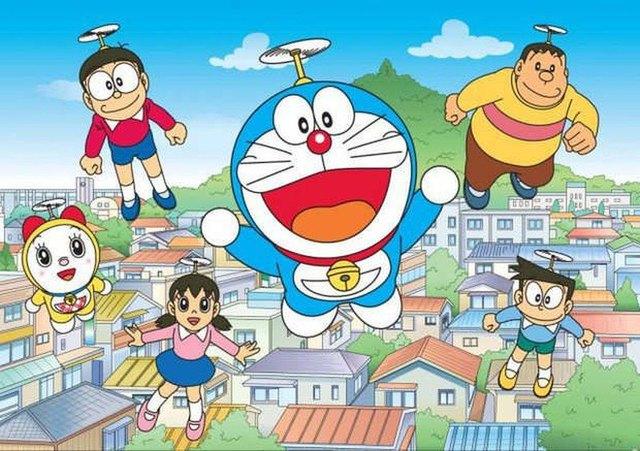 Khán giả Doraemon phấn khích với bức ảnh Shizuka phiên bản cấp 3 cực kỳ gợi cảm, Nobita đúng là số hưởng - Ảnh 1.