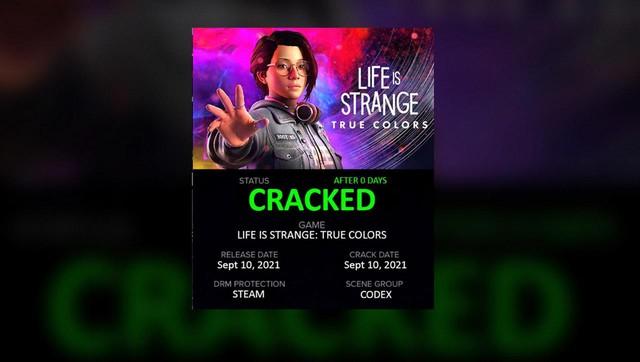 Vừa phát hành được vài giờ, Life is Strange: True Colors đã bị crack - Ảnh 1.