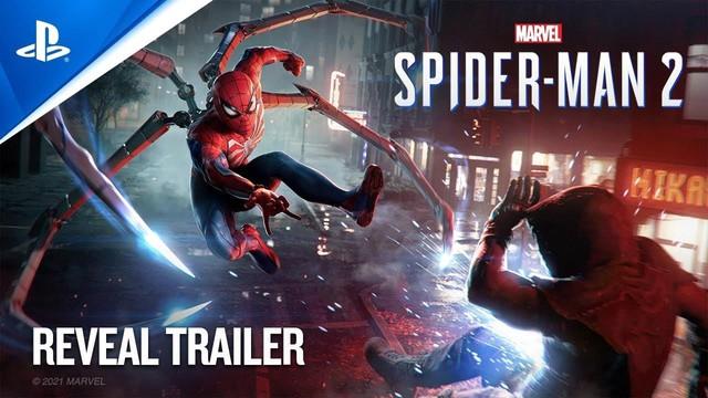 Marvels Spider-Man 2 trở thành game hot nhất trên PlayStation năm 2021 - Ảnh 1.