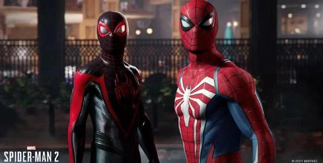Marvels Spider-Man 2 trở thành game hot nhất trên PlayStation năm 2021 - Ảnh 2.