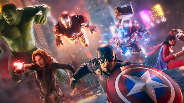 10 trò chơi chứng minh sự bùng nổ của game siêu anh hùng Marvel (Phần 1) - Ảnh 3.