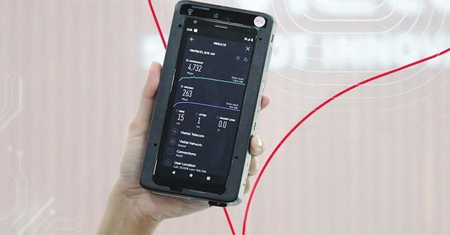 Việt Nam thử nghiệm 5G với tốc độ kỷ lục, 4,7Gb/giây - Ảnh 1.