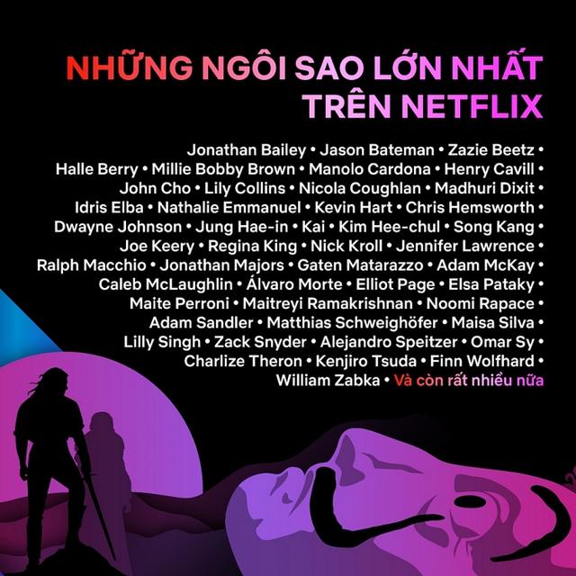 Cẩm nang Tudum: Sự kiện toàn cầu dành cho người hâm mộ của Netflix - Ảnh 2.