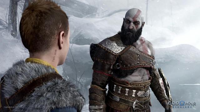 God of War Ragnarok có thể là dấu chấm hết cho chiến thần Kratos - Ảnh 3.