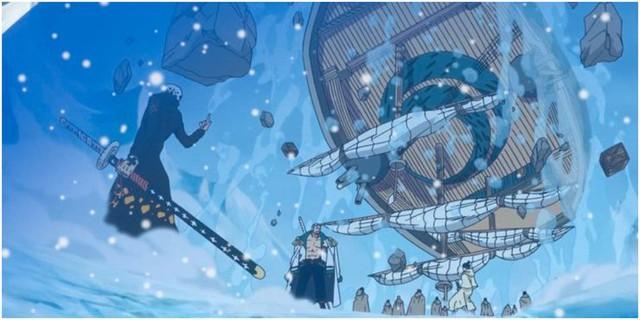One Piece: Top 10 trái ác quỷ có thể vô hiệu hóa đòn đánh Kamehameha trong Dragon Ball (P.1) - Ảnh 3.