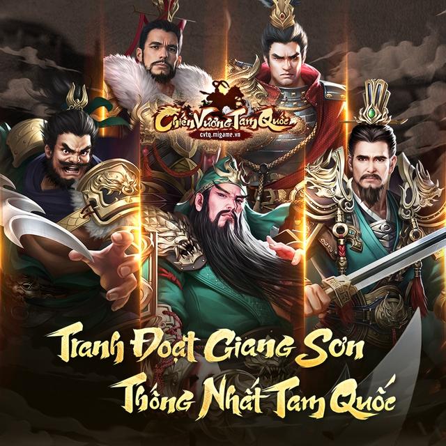 Tự do thể hiện bản lĩnh, tư duy chiến lược đỉnh cao trong game Chiến Vương Tam Quốc - Ảnh 4.