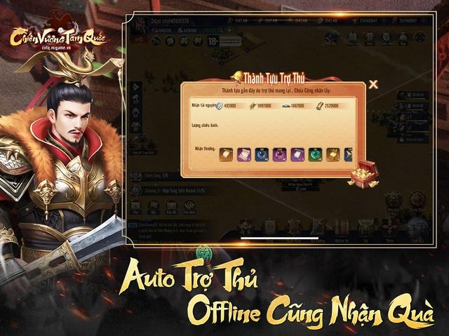 Tự do thể hiện bản lĩnh, tư duy chiến lược đỉnh cao trong game Chiến Vương Tam Quốc - Ảnh 8.