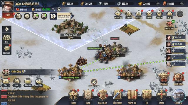 Tự do thể hiện bản lĩnh, tư duy chiến lược đỉnh cao trong game Chiến Vương Tam Quốc - Ảnh 9.