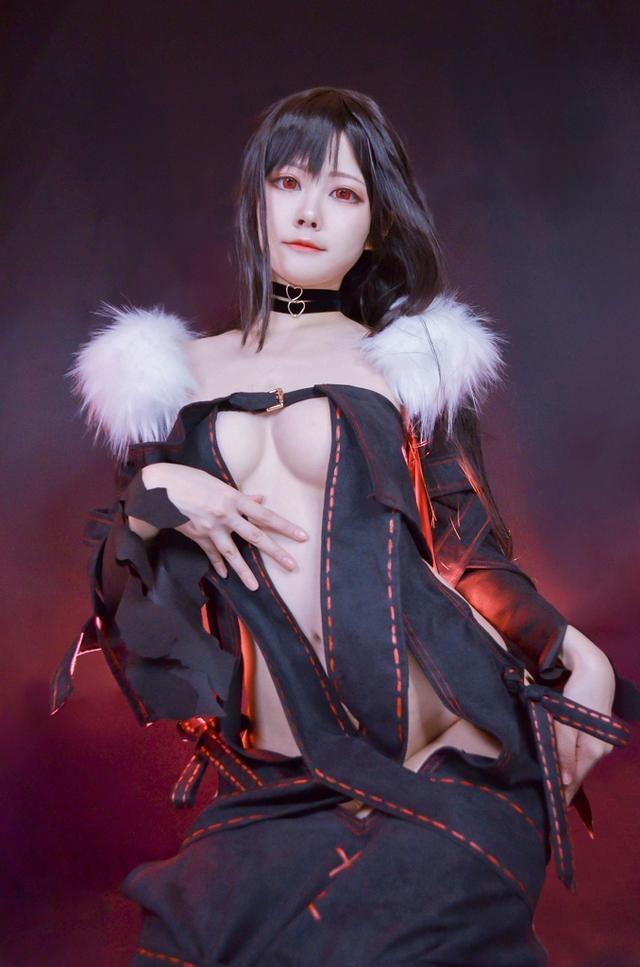 Xịt máu mũi ngắm nàng Ngu Cơ trong Fate/Grand Order vô cùng gợi cảm không thua bản gốc - Ảnh 1.