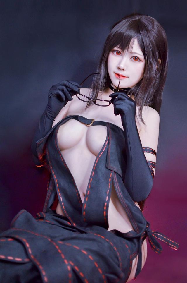 Xịt máu mũi ngắm nàng Ngu Cơ trong Fate/Grand Order vô cùng gợi cảm không thua bản gốc - Ảnh 19.