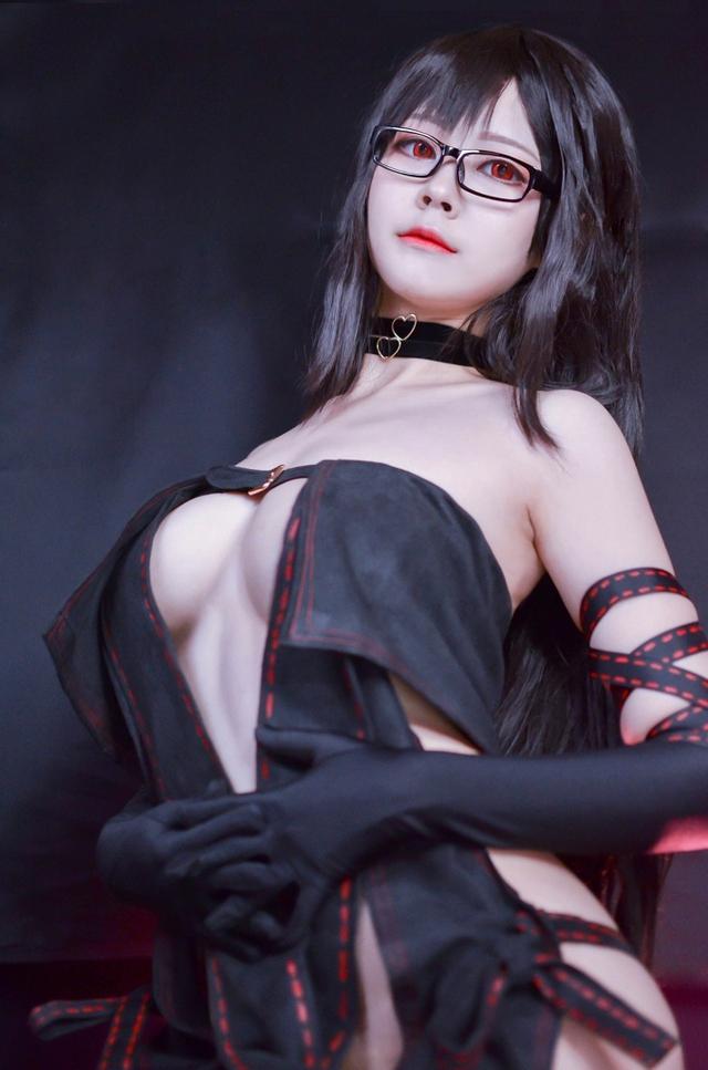 Xịt máu mũi ngắm nàng Ngu Cơ trong Fate/Grand Order vô cùng gợi cảm không thua bản gốc - Ảnh 21.