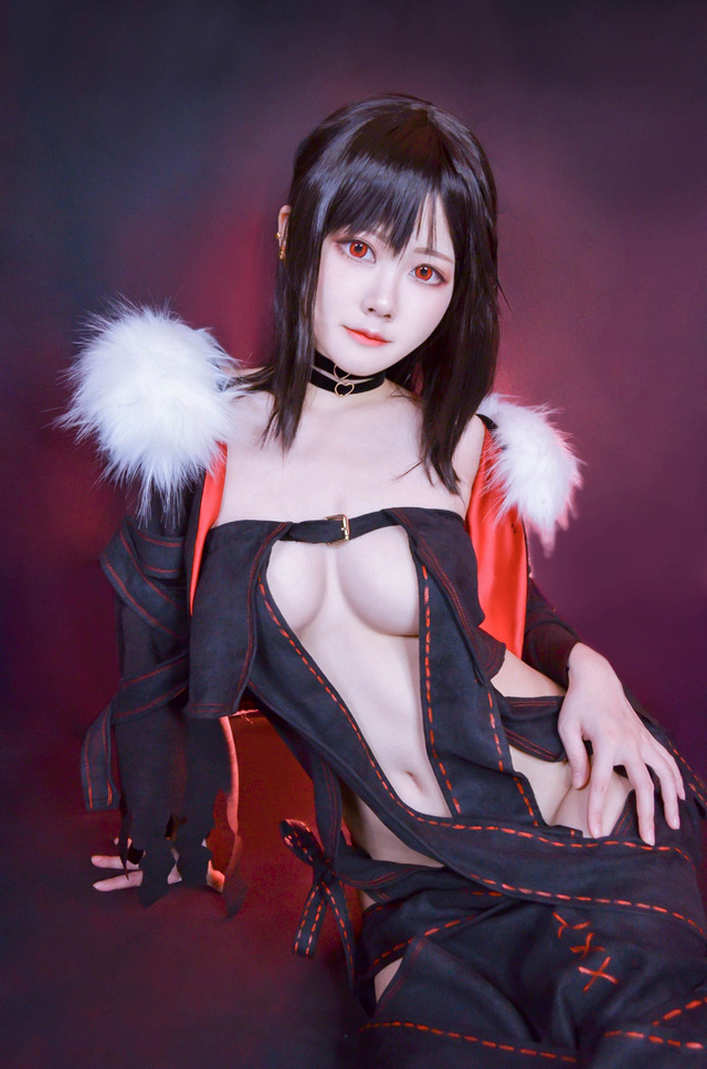 Xịt máu mũi ngắm nàng Ngu Cơ trong Fate/Grand Order vô cùng gợi cảm không thua bản gốc - Ảnh 22.