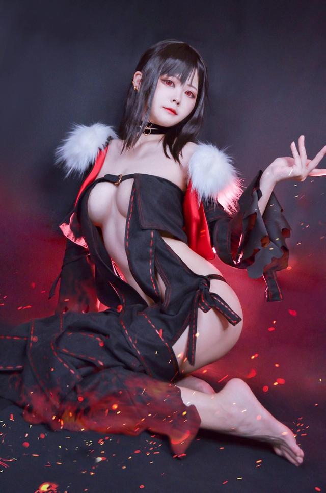 Xịt máu mũi ngắm nàng Ngu Cơ trong Fate/Grand Order vô cùng gợi cảm không thua bản gốc - Ảnh 23.