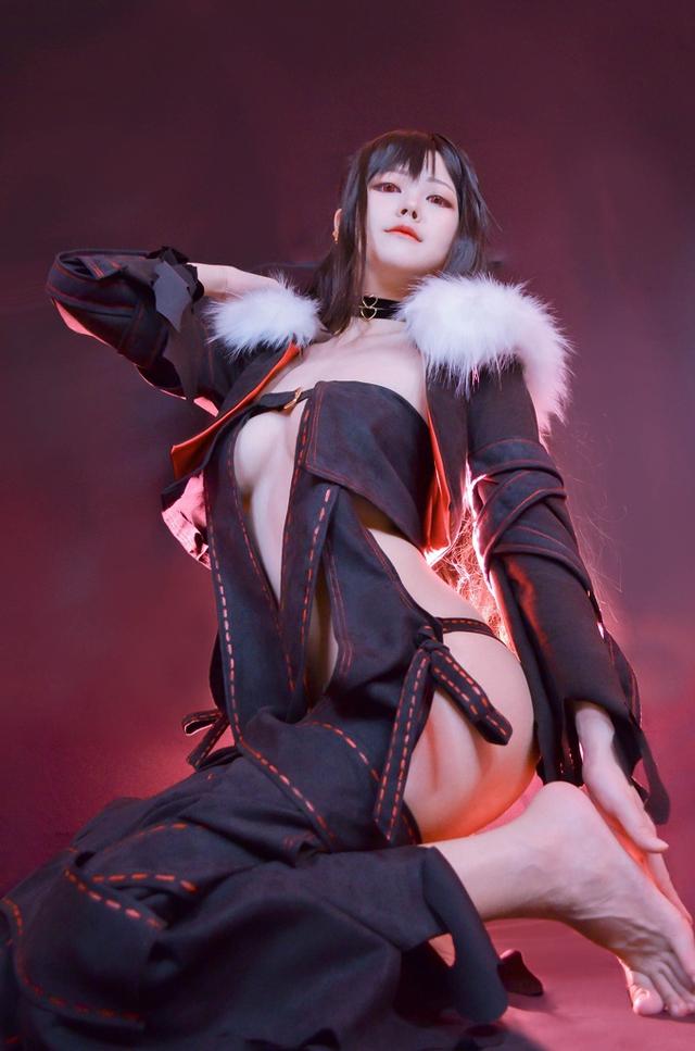 Xịt máu mũi ngắm nàng Ngu Cơ trong Fate/Grand Order vô cùng gợi cảm không thua bản gốc - Ảnh 24.