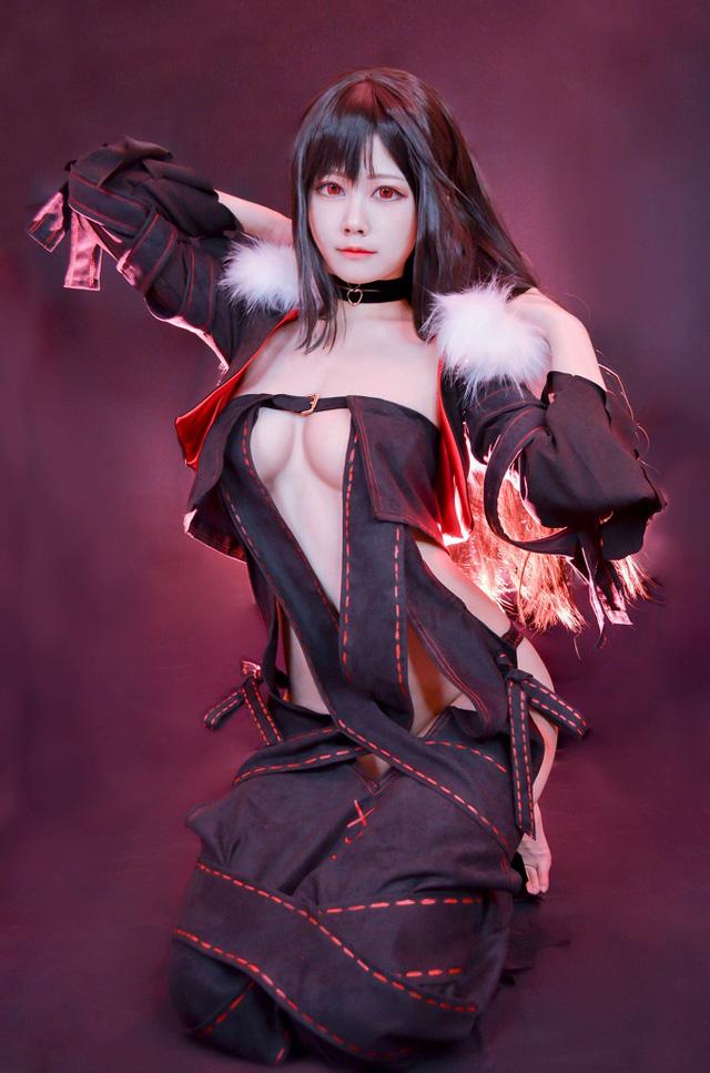 Xịt máu mũi ngắm nàng Ngu Cơ trong Fate/Grand Order vô cùng gợi cảm không thua bản gốc - Ảnh 25.