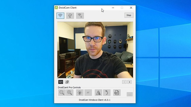 Học online nhưng chưa có webcam, làm theo cách sau để tận dụng luôn camera của iPhone và điện thoại Android - Ảnh 3.