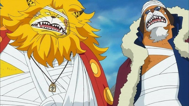 One Piece: Xếp hạng sức mạnh những thành viên còn sống trong băng của Vua Hải Tặc, số 1 không nằm ngoài dự đoán - Ảnh 3.