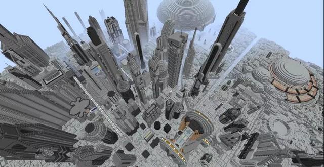 Nhóm game thủ công bố dự án tái tạo lại cả dải ngân hà Star Wars vào Minecraft - Ảnh 5.