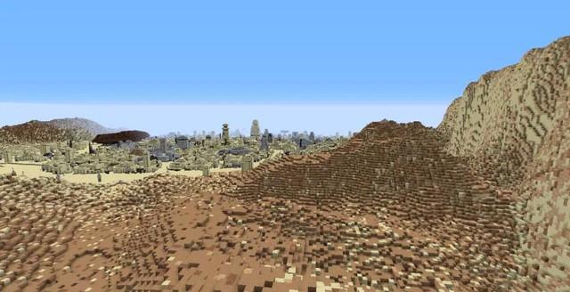 Nhóm game thủ công bố dự án tái tạo lại cả dải ngân hà Star Wars vào Minecraft - Ảnh 7.