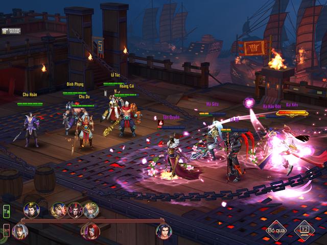 BXH bất ngờ trở thành sân chơi riêng của thể loại Tam Quốc chiến thuật - Ảnh 2.