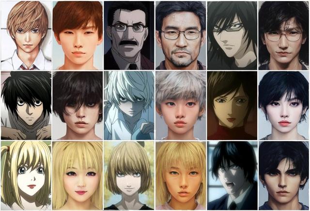 Giật mình khi thấy dàn nhân vật Death Note được vẽ theo phong cách người thật, Kira quá xuất sắc! - Ảnh 9.