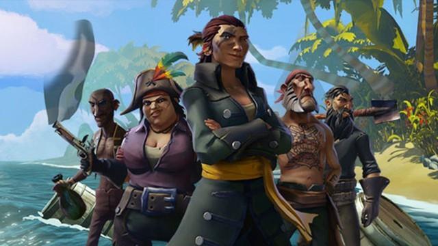 Sea of Thieves và 10 game giảm giá hay nhất trên Steam (Phần 1) - Ảnh 1.