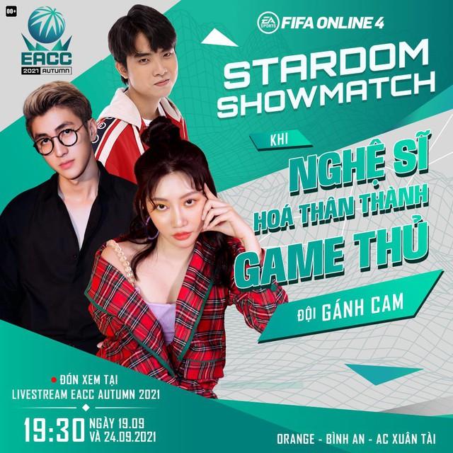 FIFA Online 4: Orange, Bình An, AC Xuân Tài, Fanny, Đình Trọng và Vodka Quang đại chiến trong ShowMatch cực đặc biệt - Ảnh 4.