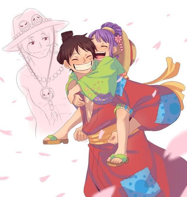 One Piece: Top 5 nhân vật tại Wano có thể là thành viên băng Mũ Rơm sau khi trận chiến kết thúc? - Ảnh 2.