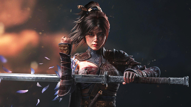 Xuất hiện game Sekiro phiên bản Trung Quốc, khó không kém gì Dark Souls - Ảnh 1.