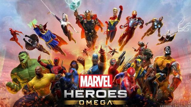 10 trò chơi chứng minh sự bùng nổ của game siêu anh hùng Marvel (Phần 2) - Ảnh 3.
